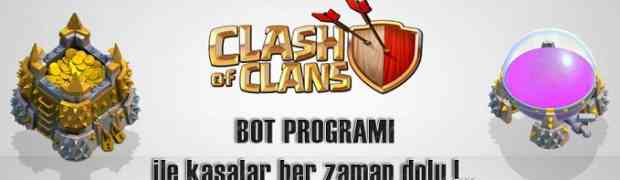 Clash Of Clans Ücretsiz Bot